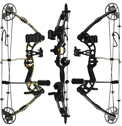 best compound bows - predator archery raptor