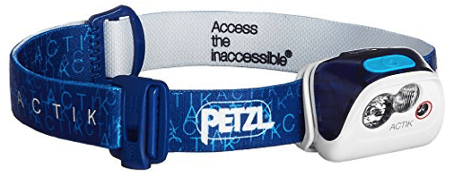 best headlamps - petzl actik