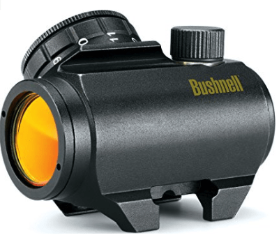 best red dot sight - bushnell trophy trs-25
