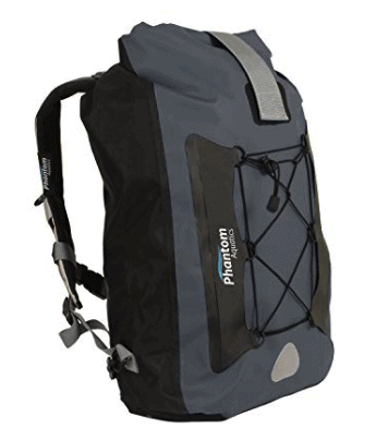best waterproof backpack - phantom aquatics walrus