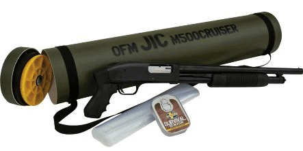 best home defense tactical shotguns - mossberg 500 JIC
