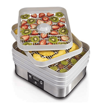 best food dehydrators - hamilton beach digital