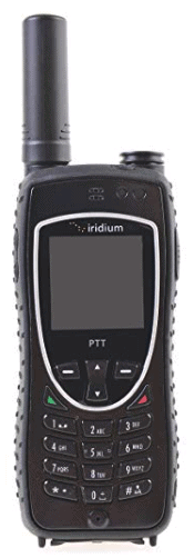 best satellite phone - Iridium 9575 Extreme