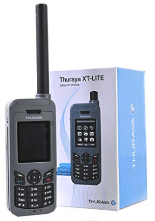 best satellite phone - Thuraya XT-Lite